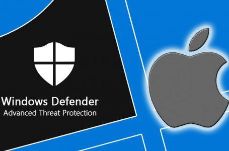 Microsoft Defender (ex Windows Defender) c'è anche per Mac
