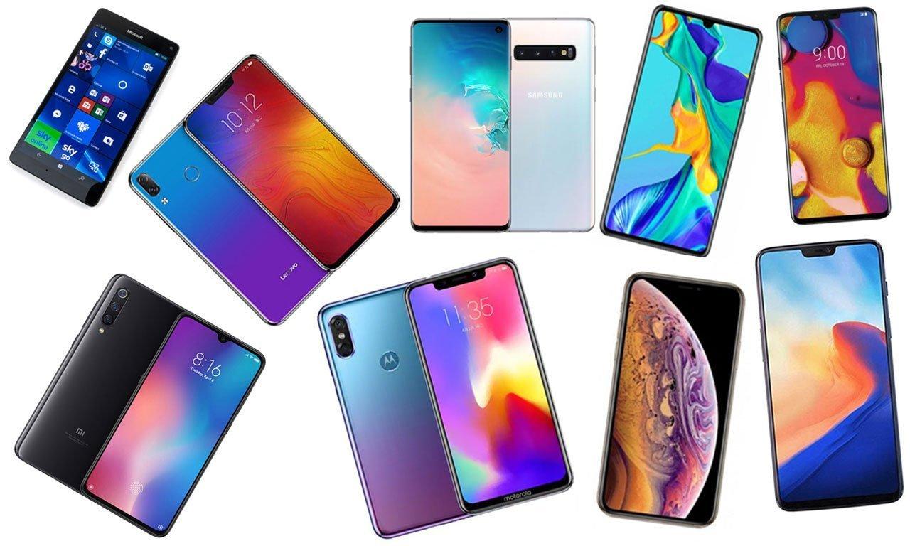 smartphone più affidabili nel 2019