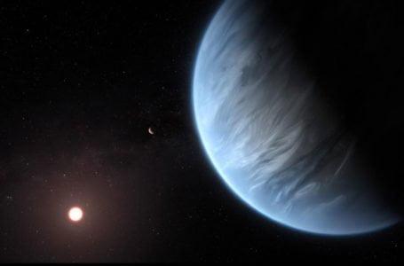 Scoperto un pianeta abitabile (forse) con vapore acqueo nell'atmosfera
