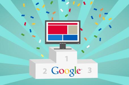 I collegamenti della prima pagina Google sono per il 41% verso prodotti Google