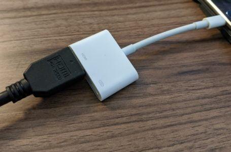 Come collegare un iPhone alla TV