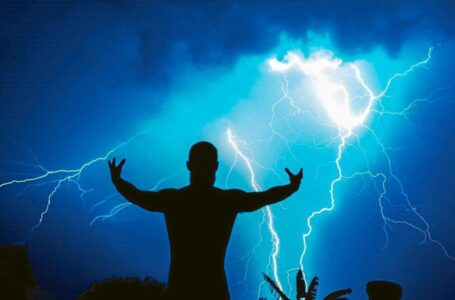 I fulmini potrebbero aver creato la vita sulla terra